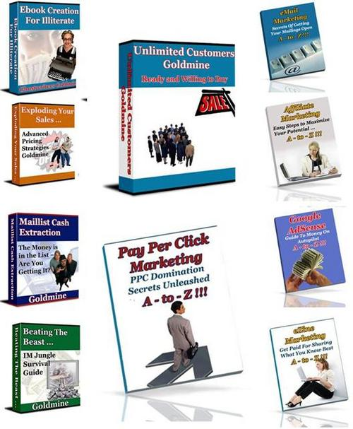 Pay for 10 Ebook Promotion/PLR