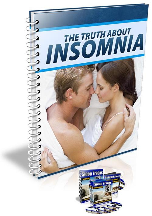 Pay for The Truth About Insomnia With/MRR