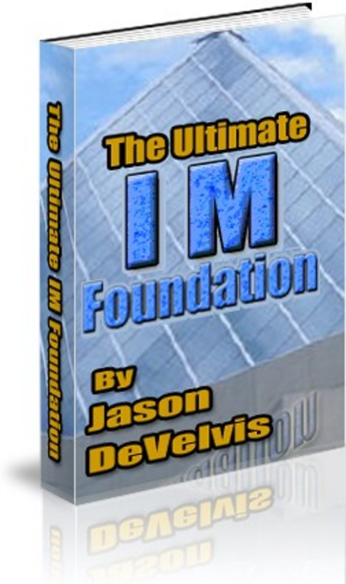 Pay for *NEW!* Internet Marketing Ultimate IM Foundation Package/MRR