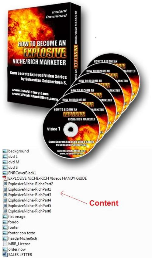 Pay for How To Become An Explosive Niche-rich Marketer (with Mrr)