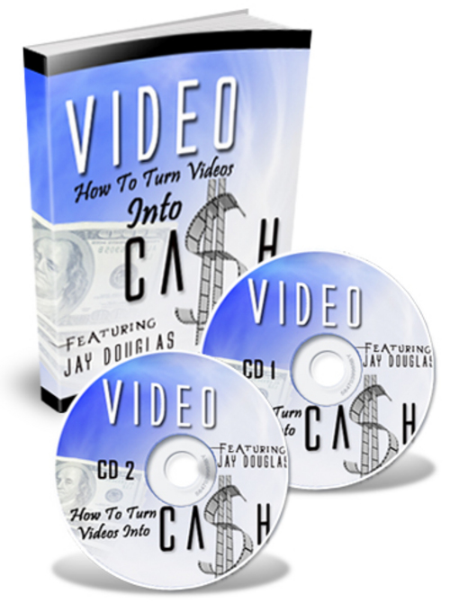 Pay for Video Cash Audio Course/MRR