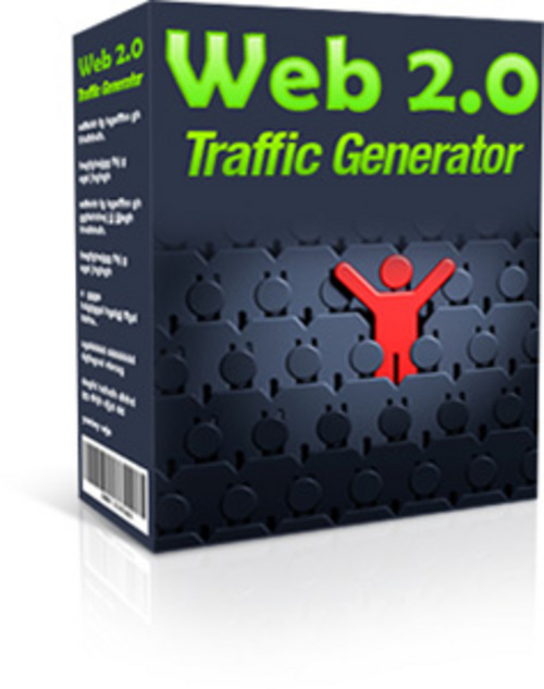 Pay for Web2.0 Traffic Generator