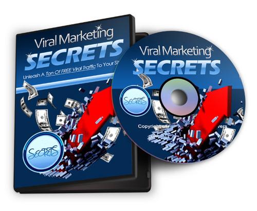 Pay for Viral Marketing Secrets /MRR
