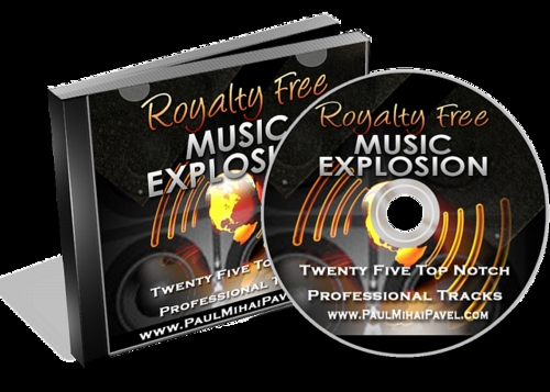 Pay for Royalty  Free  Music  Explosion MRR