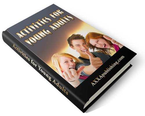 Pay for Activities for Young Adults PLR