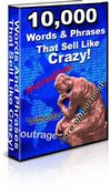 Thumbnail 10,000 Words & Phrases That Sell Like CRAZY