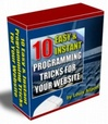 Thumbnail 10 Easy & Instant Programming Tricks For Your Website