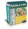 Thumbnail PLR Biz In A Box - Over 650 PLR Articles