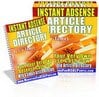 Thumbnail Instant Adsense Article Directory - Your Own Adsense Cash Co