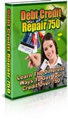 Thumbnail Debt Credit Repair - Get Your Credit Over 750