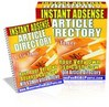 Thumbnail Instant Adsense Article Directory