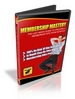 Thumbnail Membership Mastery - Lazy Man's Guide To Create A Membership