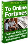 Thumbnail Newbie's Guide To Online Fortunes