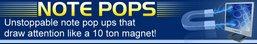 Thumbnail Note Pops