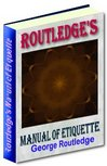 Thumbnail Routledge's Manual of Etiquette