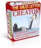Thumbnail Sales Letter Creator - Build Your Direct Sales Website The E