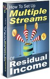 Thumbnail How To Set Up Multiple Streams Of Residual Income