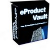 Thumbnail e-Product Vault - Protect Your Digital Files From Cyber Thie