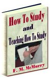 Thumbnail How To Study and Teaching How To Study