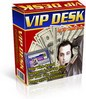 Thumbnail VIP Desk Script - Web-Based Support & Service Desk For Your