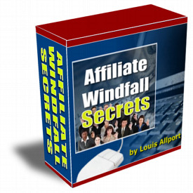 Pay for Affiliate Windfall Secrets