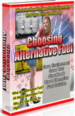 Pay for Choosing Alternative Fuel - Learn How To Save The Environmen