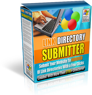 Pay for Link Directory Submitter - Directory Submission Software