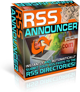 Pay for RSS Announcer