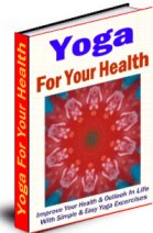 Pay for Yoga for Your Health - Improve Your Health & Outlook In Life