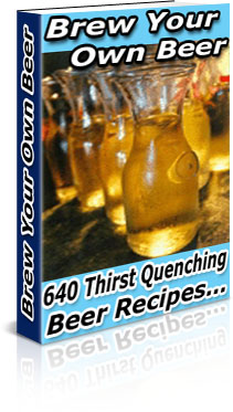 Pay for 640 Thirst Quenching Beer Recipes