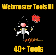 Pay for Instant Java Scripts - 40 Webmaster Tools