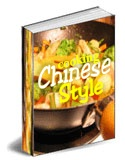 Pay for 100 Succulent Chinese Food Recipes