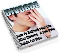 Pay for Divorce Self Help Guides - Rebuild Life For Men And Women Af