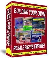 Pay for Building Your Own Resale Rights Empire