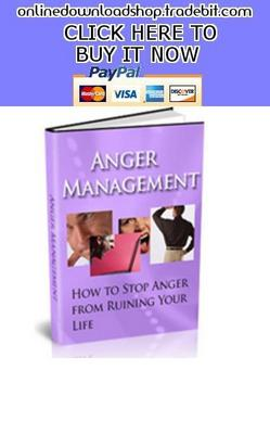 Pay for Anger Management