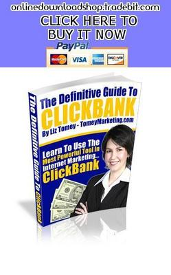 Pay for The Definitive Guide To ClickBank