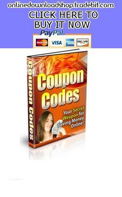 Pay for Coupon Codes