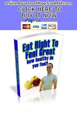 Pay for Eat Right To Feel Great