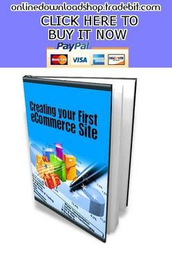 Pay for Creating Your First e-Commerce Site