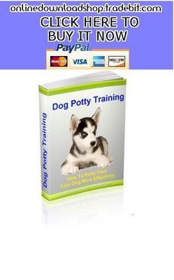 Pay for Dog Potty Training