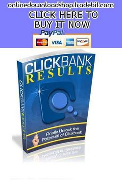 Pay for Clickbank Results