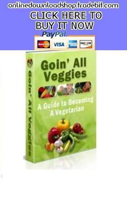 Pay for A Guide To Become a Vegetarian