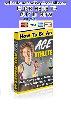 Pay for How To Be An Ace Athlete