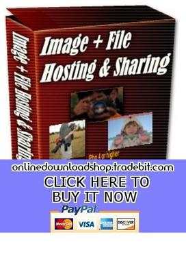 Pay for Image + File Hosting & Sharing