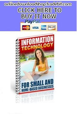 Pay for Information Technology for Small And Home Based Businesses