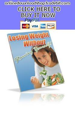 Pay for Losing Weight Without Starving Yourself