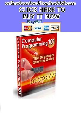 Pay for Computer Programming