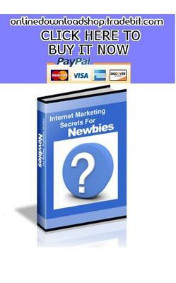 Pay for Internet Marketing Secrets For Newbies