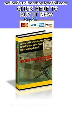 Pay for Learn To Dominate Any Niche
