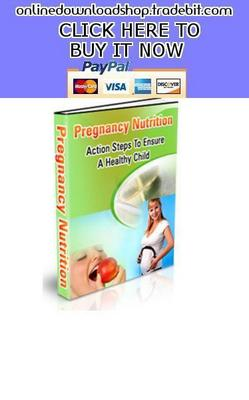 Pay for Pregnancy Nutrition